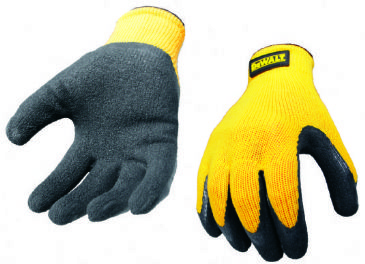 Dewalt Gripper Work Gloves DPG70